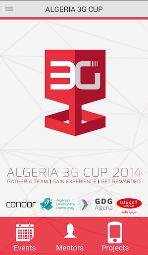 Algeria 3G Cup 2014