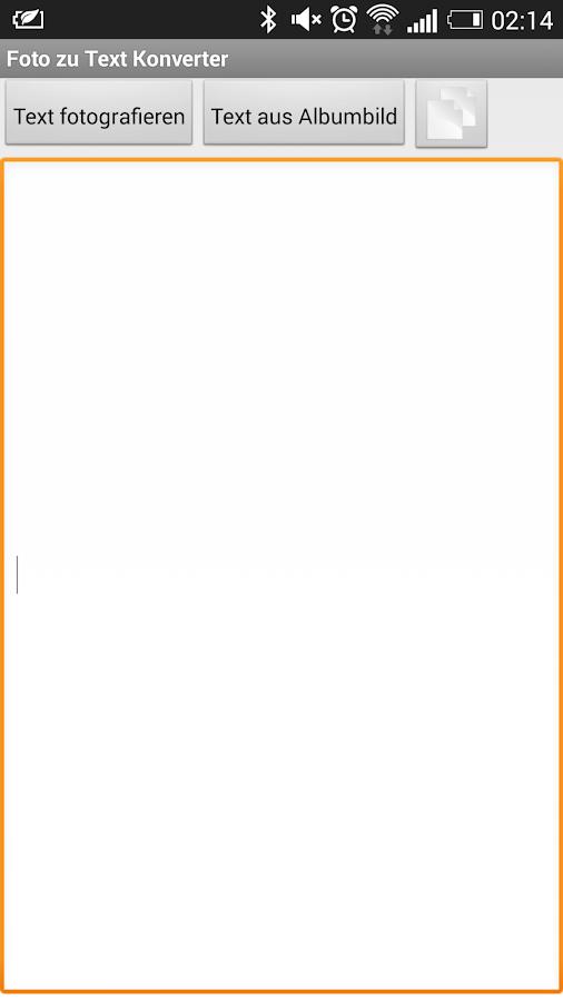 texterkennung bild