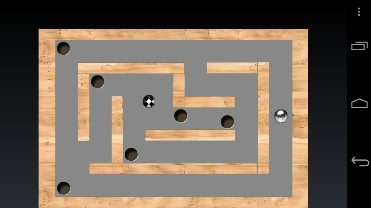 Teeter - screenshot