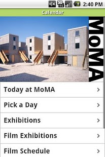 MoMA - screenshot thumbnail