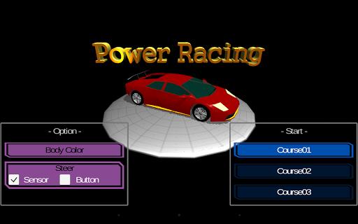 PowerRacing 3D