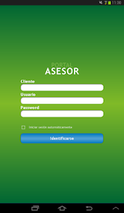 Portal Asesor- screenshot thumbnail