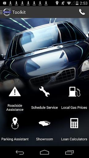 Volvo of Westport DealerApp