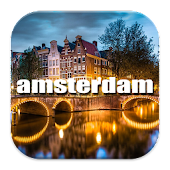 Amsterdam HDR Wallpaper