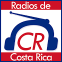 Radios de Costa Rica Radio CR icon