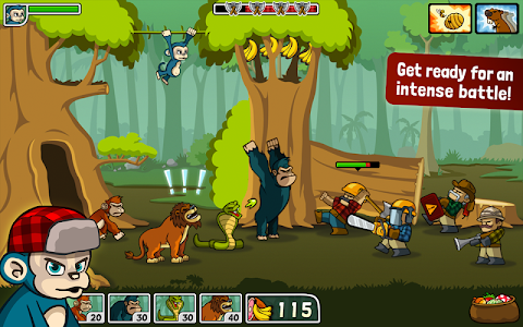 Lumberwhack: Defend the Wild v3.2.0