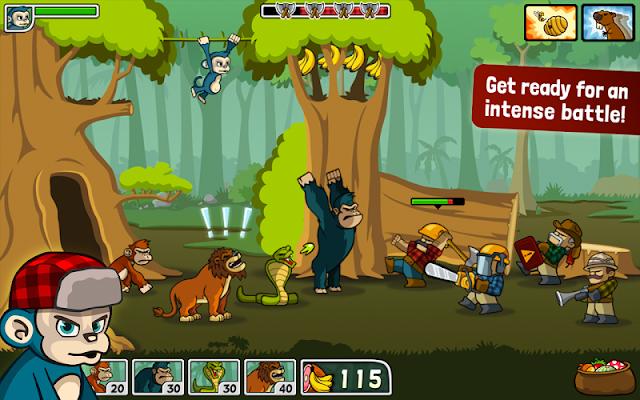 Lumberwhack: Defend the Wild v3.3.1