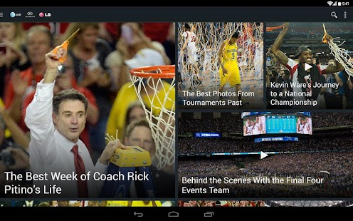 NCAA® March Madness® Live - screenshot thumbnail