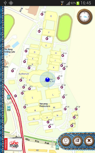 Pocket OneMap- screenshot thumbnail