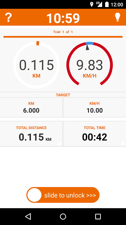 u4fit - GPS Track Run Walk- screenshot
