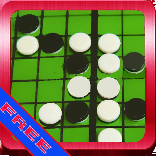 黑白棋為孩子和孩子 棋類遊戲 App LOGO-硬是要APP