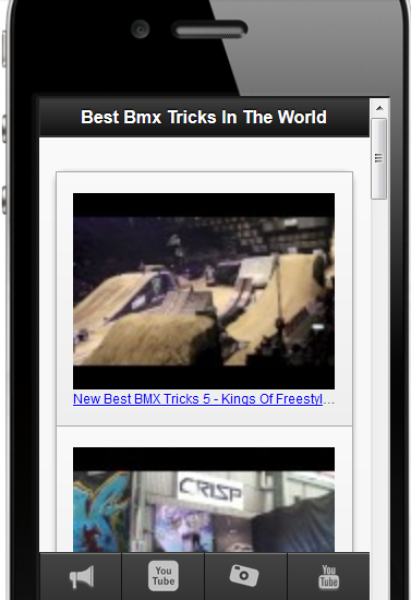 BMX Stunts - Tips & Tricks - screenshot