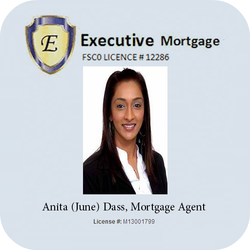 Executive Mortgage Anita 財經 App LOGO-APP開箱王