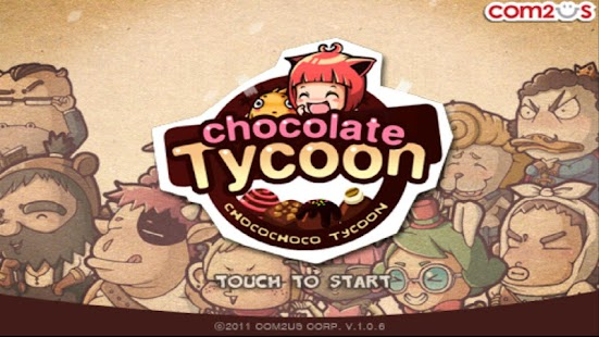 Chocolate Tycoon - screenshot thumbnail