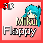 Miku Flappy Fly