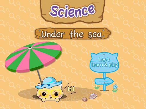 DREAM LAND - Under the sea