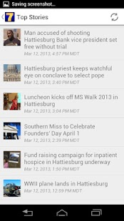 WDAM Local News - screenshot thumbnail