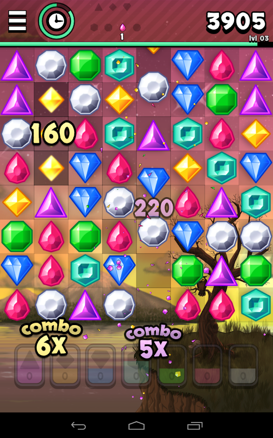 Jewels 2 - screenshot