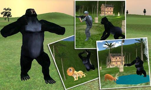 クレイジー猿ワイルドアタック3D