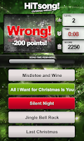 Screenshot of HiT Song Christmas: Music Quiz