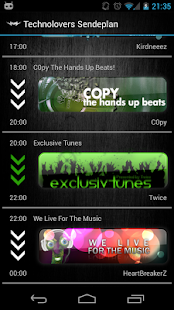 Musiclovers.FM Radio- screenshot thumbnail