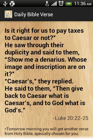 Holy Bible Verses Free