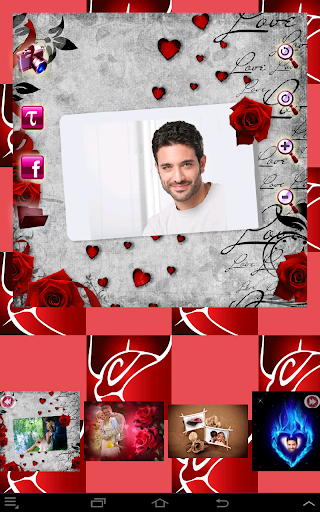 Lovely Photo Frames Collage 1.33 screenshots 6