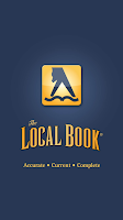 Screenshot of The Local Book Yellow Pages