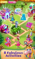 Screenshot of Giraffe Care - Rainbow Resort
