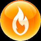 Gasleiding berekening icon