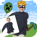 Photo Stickers: Minecraft icon