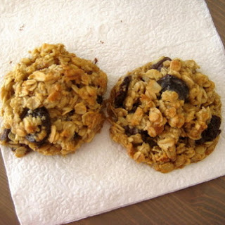Oatmeal Flaxseed Almond Flour Chocolate Chip Cookies Nutrition