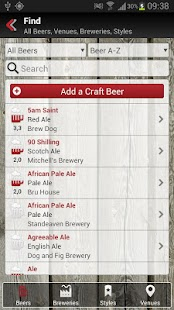 MyBeerCraft SA- screenshot thumbnail