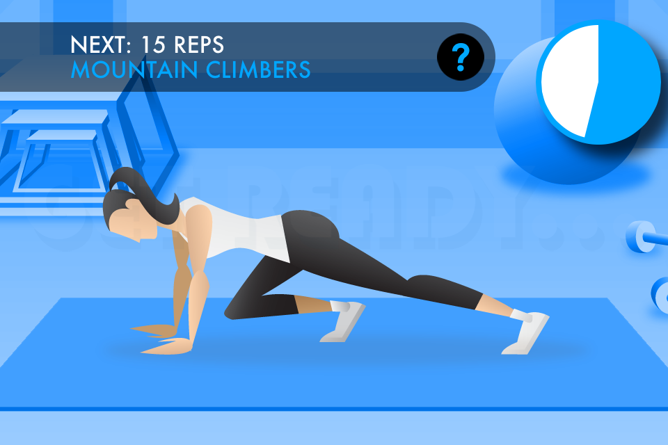 Power 20: 20 Min Workouts Free- screenshot