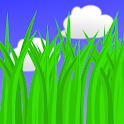 Breezy Grass Live Wallpaper icon