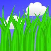 Breezy Grass Live Wallpaper