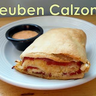 Reuben Calzone