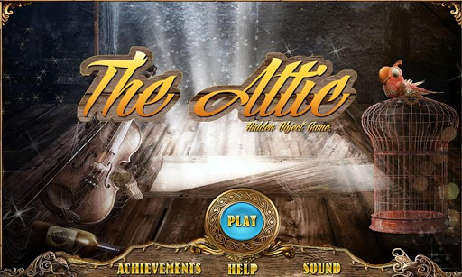 Attic Free Find Hidden Objects