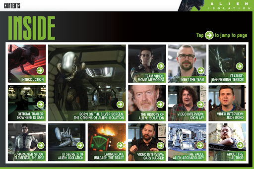 LAUNCH DAY ALIEN: ISOLATION