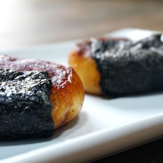 Savory Potato Dumplings – Jagaimo Mochi
