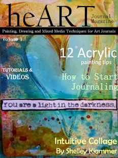 heART Journal Magazine- screenshot thumbnail