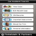 Car Accident Kit by FOA logo