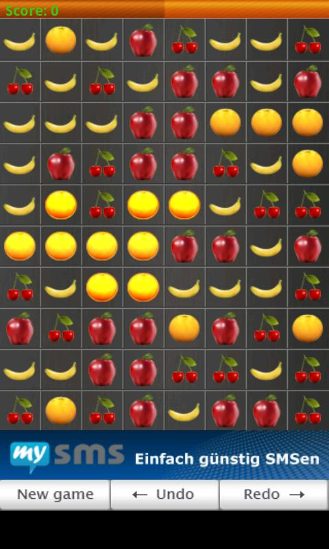 Delicious Fruits Blast - screenshot