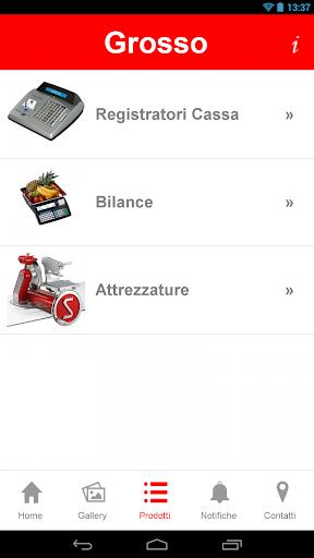 玩免費生產應用APP|下載Grosso Snc app不用錢|硬是要APP