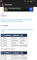Screenshot of MySQLGuru