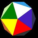 Polyhedra Live Wallpaper logo