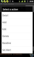 Screenshot of SmartMonitor Pro