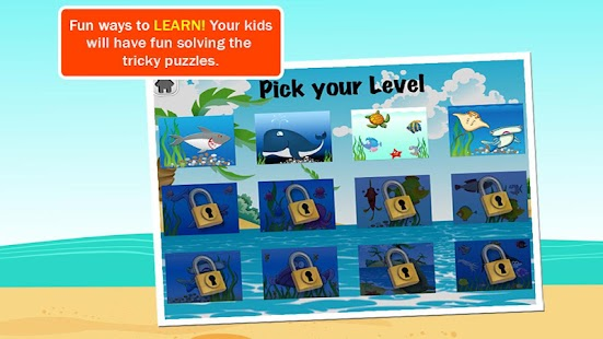 Underwater Jigsaw Puzzles - screenshot thumbnail