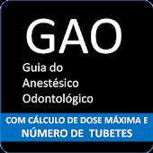 GAO-GuiaAnestésicoOdontológico