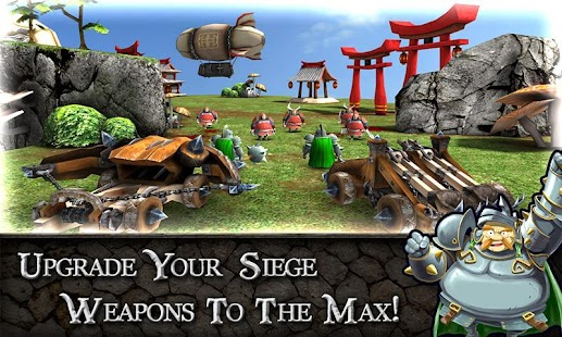 Siegecraft THD Lite- screenshot thumbnail